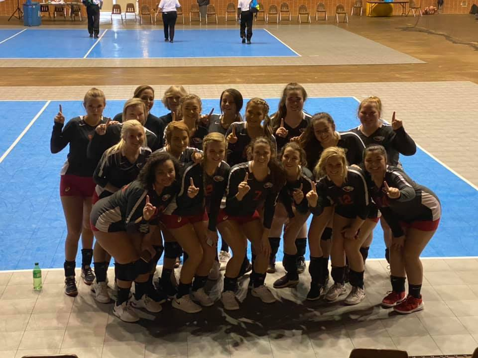 Varsity Volleyball Advances to Championship
