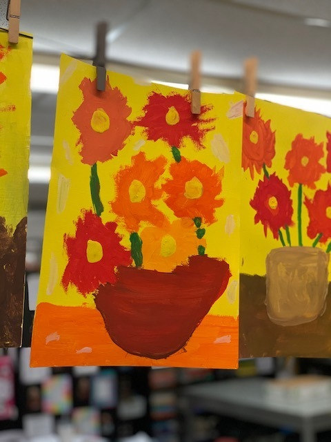 Elementary  Art Classes